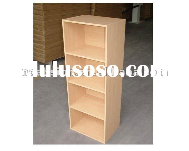 lower price wooden book case