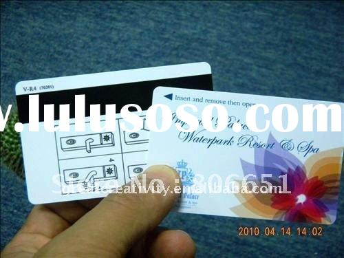 magnetic card company