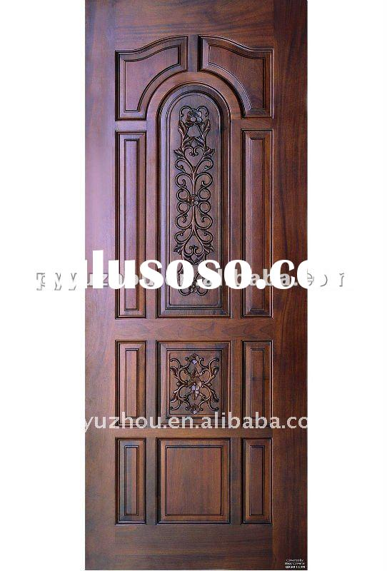 main door design solid wood