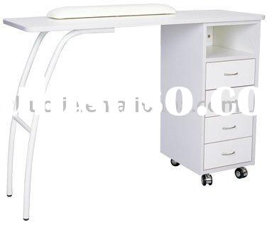 manicure table nail salon furniture,Salon furniture,Nail Table (M012)