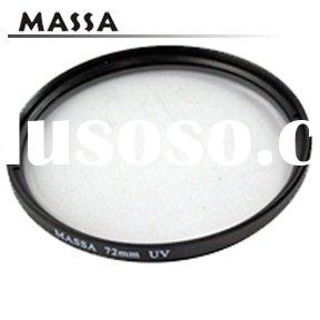 massa camera lens UV filter 27-49mm