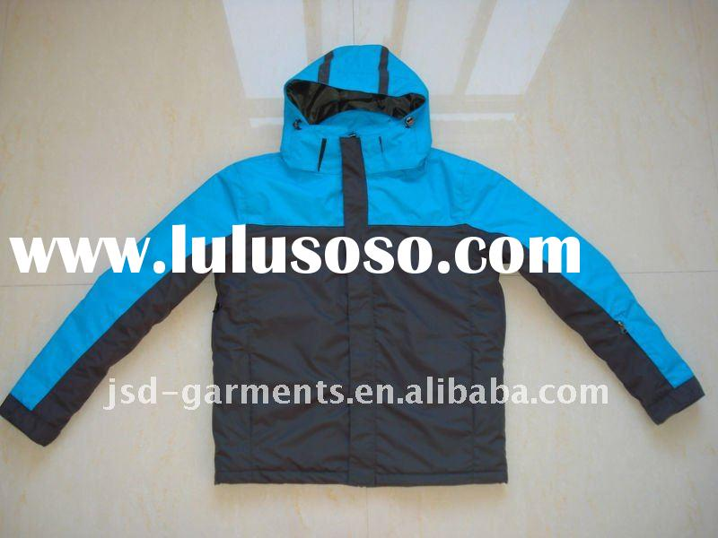 mens nylon polyester ski jackets HOT SALE!!!