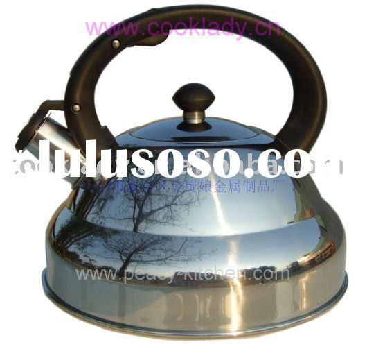 metal whistling kettle(water kettle, tea kettle, tea pot water jug)