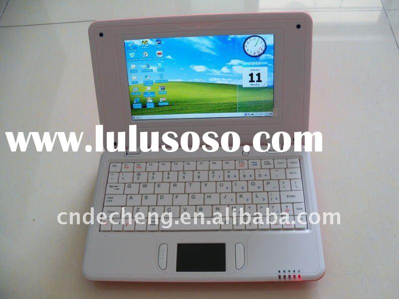 mini 7inch notebook laptop computer
