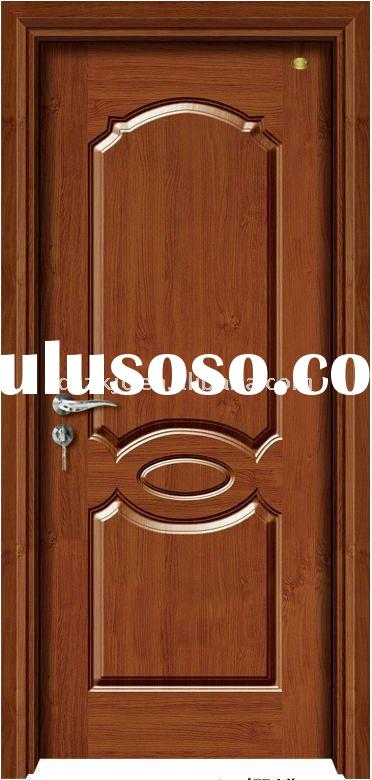 Modern main door design solid wood for sale price china for Modern design main door