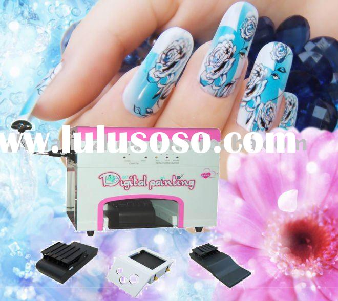 Nail Art Machine The Best Inspiration For Design And Color Of The