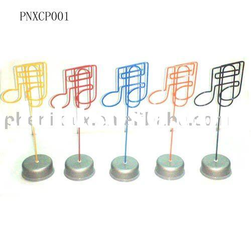 music gift ,music stationery,music paper clip