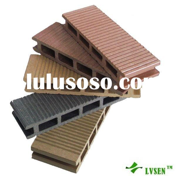 Outdoor laminate flooring deck for sale price china for Garden decking for sale