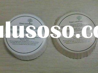 paper glass cover /cup lid for hotel /restaurant