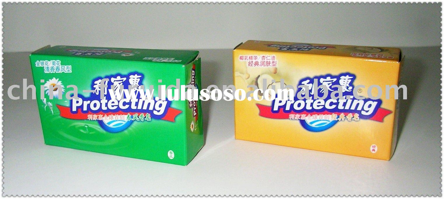 paper soap packaging box