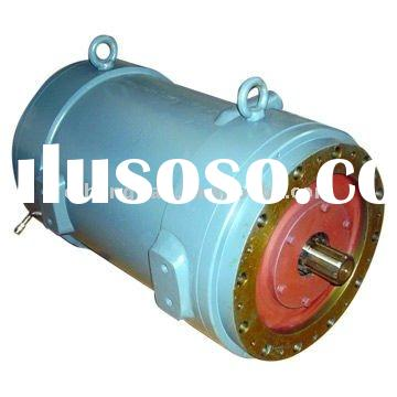 permanent magnet brushless dc high power electric car motor