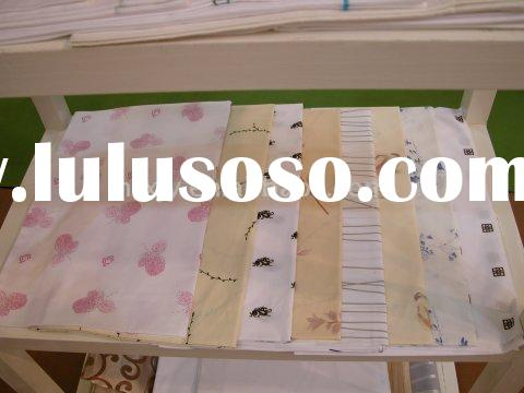 print bed sheet fabric