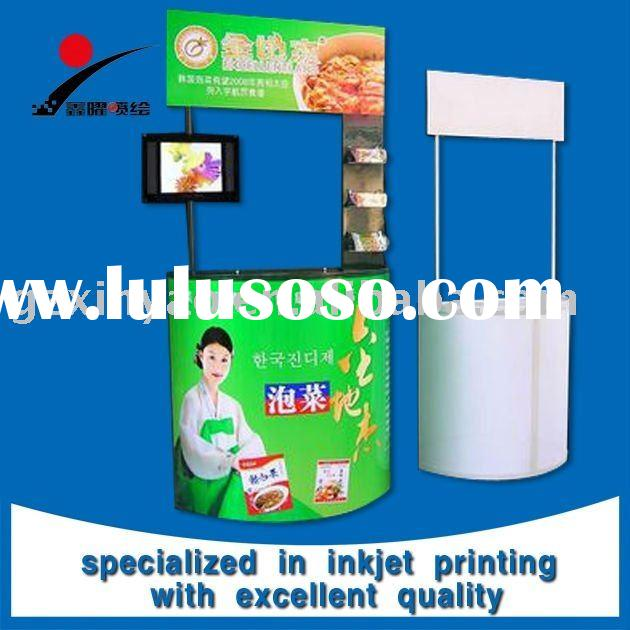 promotion table, tasting booth,promotion counter