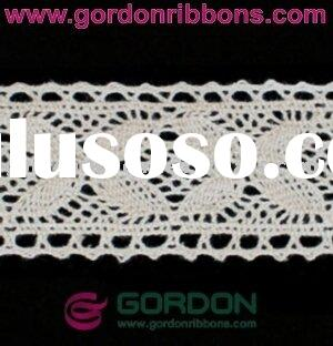 pure cotton lace fabric