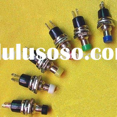 push button switch/push switch/momentary switch