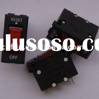rocker switch /Reset/Off RED illuminated 15A 250V Power Switch