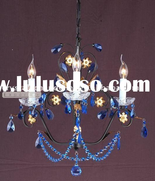rustic art deco crystal chandelier+free shipping
