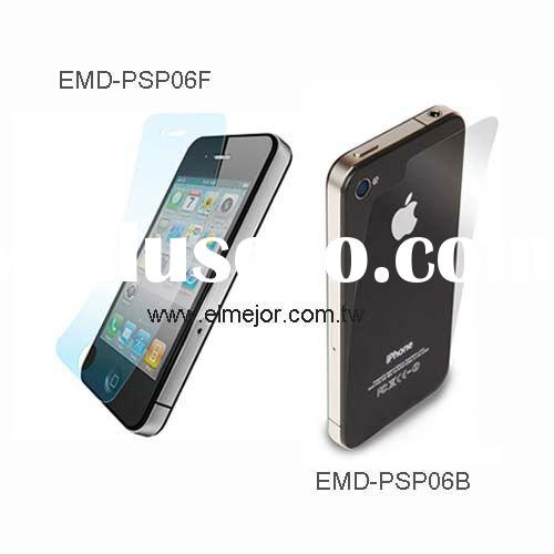 screen protective film for iPhone 4/4S