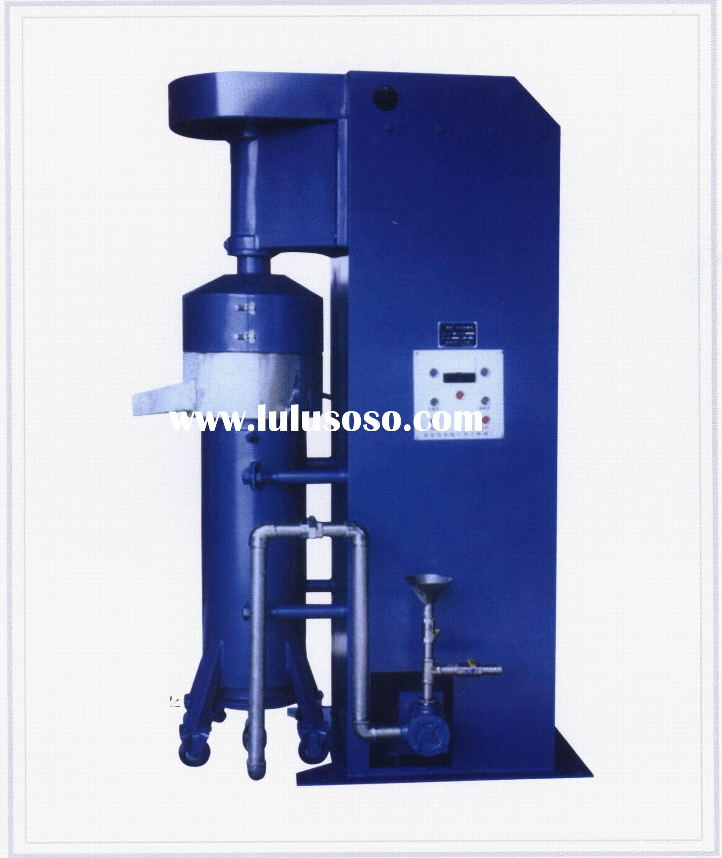 sell paint making equipment, mixers and dispersers, grinding machines