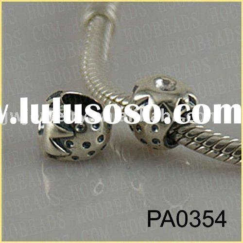 sell well beads,925 sterling silver beads