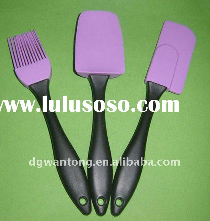 silicone kitchen utensil for cooking