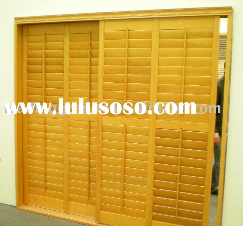 Electric Automatic Sliding Shutter Door For Sale Price