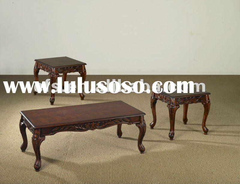special classical antique hand carved coffee table(EFS-T-21)