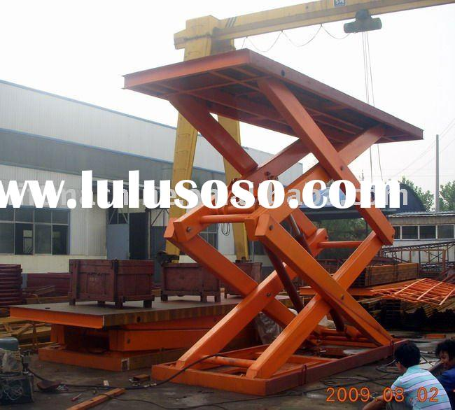 stationary cargo lifting equipment with 6000kgs