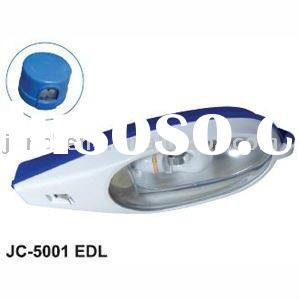 street light with induction lamp