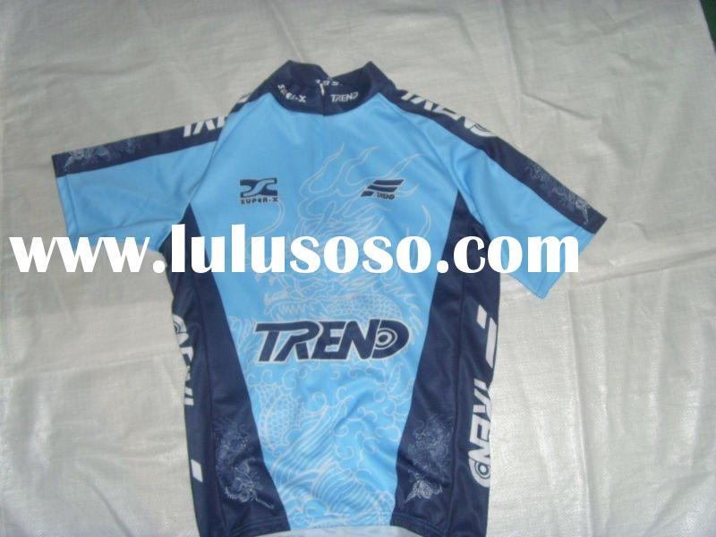 sublimation apparel,cycling wear,bicycle jersey