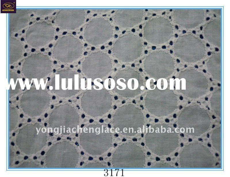 swiss lace fabric 3171