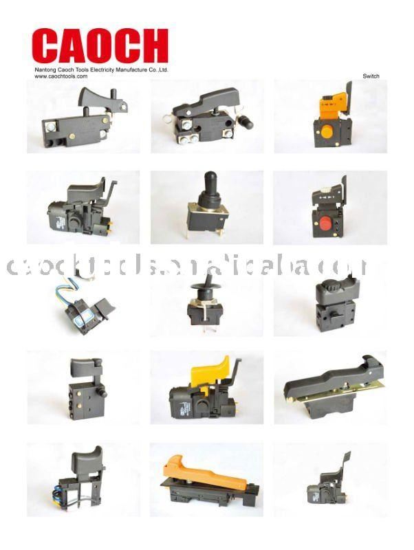 switch for electric drill