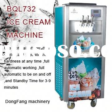 taylor ice cream machine used BQL732 ice cream making machine