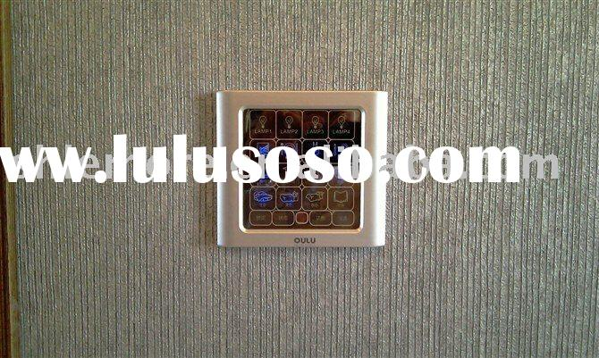 touch intelligent remote control wall switches new/smart home/smart switches