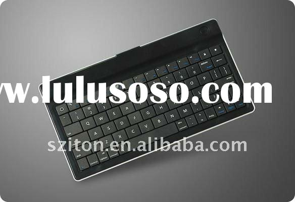 ultra slim bluetooth keyboard, support MAC, PC and tablet