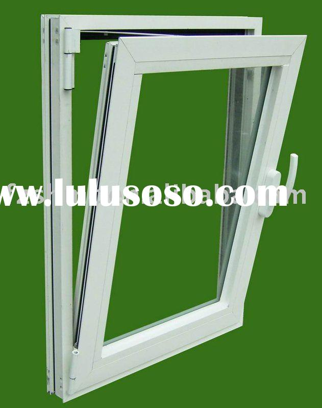 Upvc jalousie windows for sale price china manufacturer for Replacement upvc windows