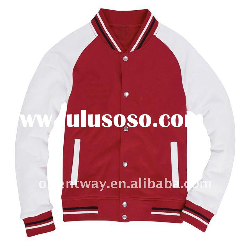 varsity mens baseball jackets 2012