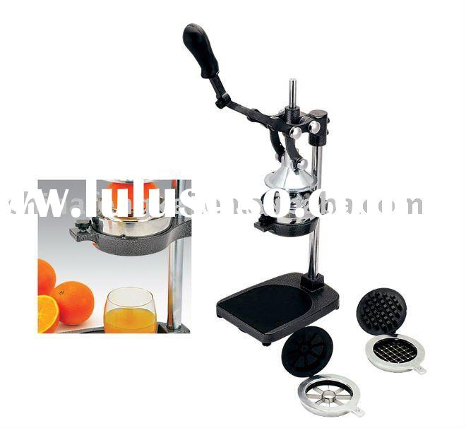 versatile machine orange juicer