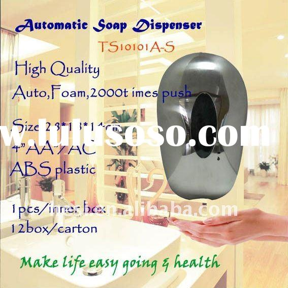 wall mounted 800ml hospital automatic disinfectant dispenser