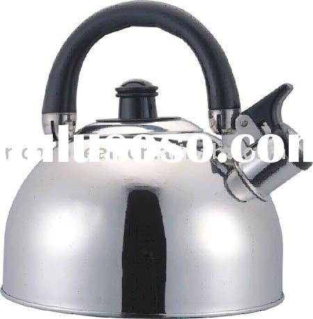 whisting kettle