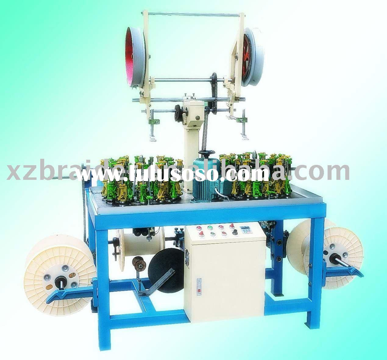 wire and cable braiding machine