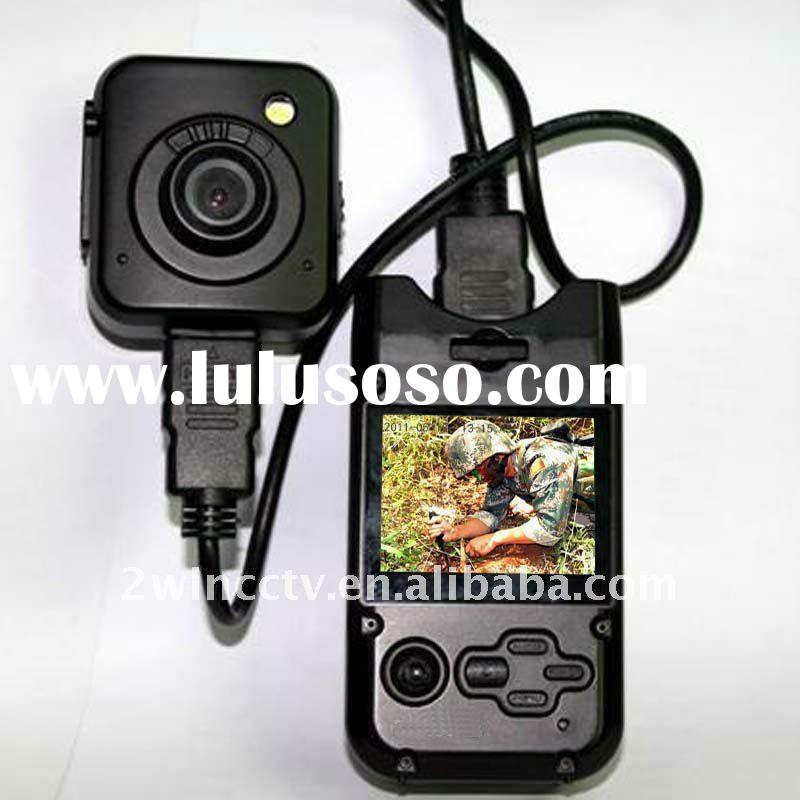 1080p Traffic Police Camera, Dvr Recording Camera