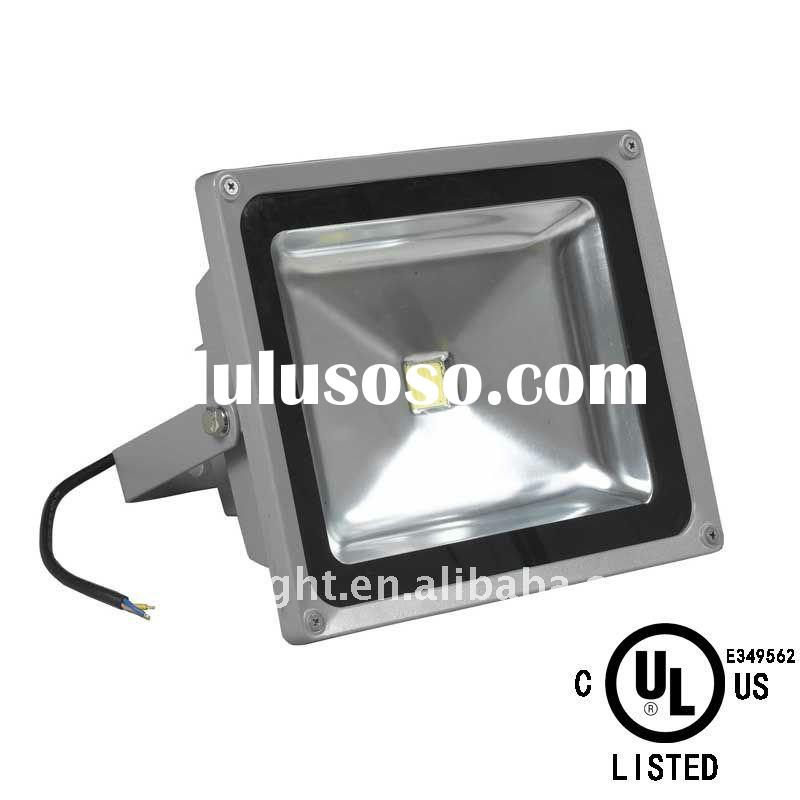 10-200w ul led floodlight,outdoor light