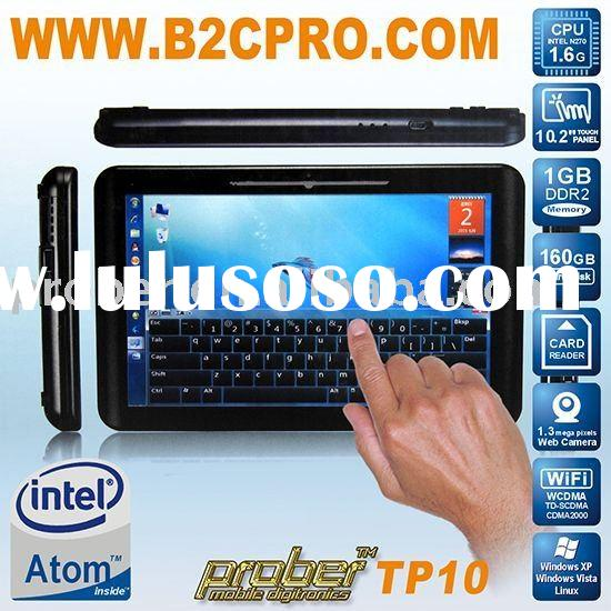 10.2 Inch Touch Screen Portable Computer