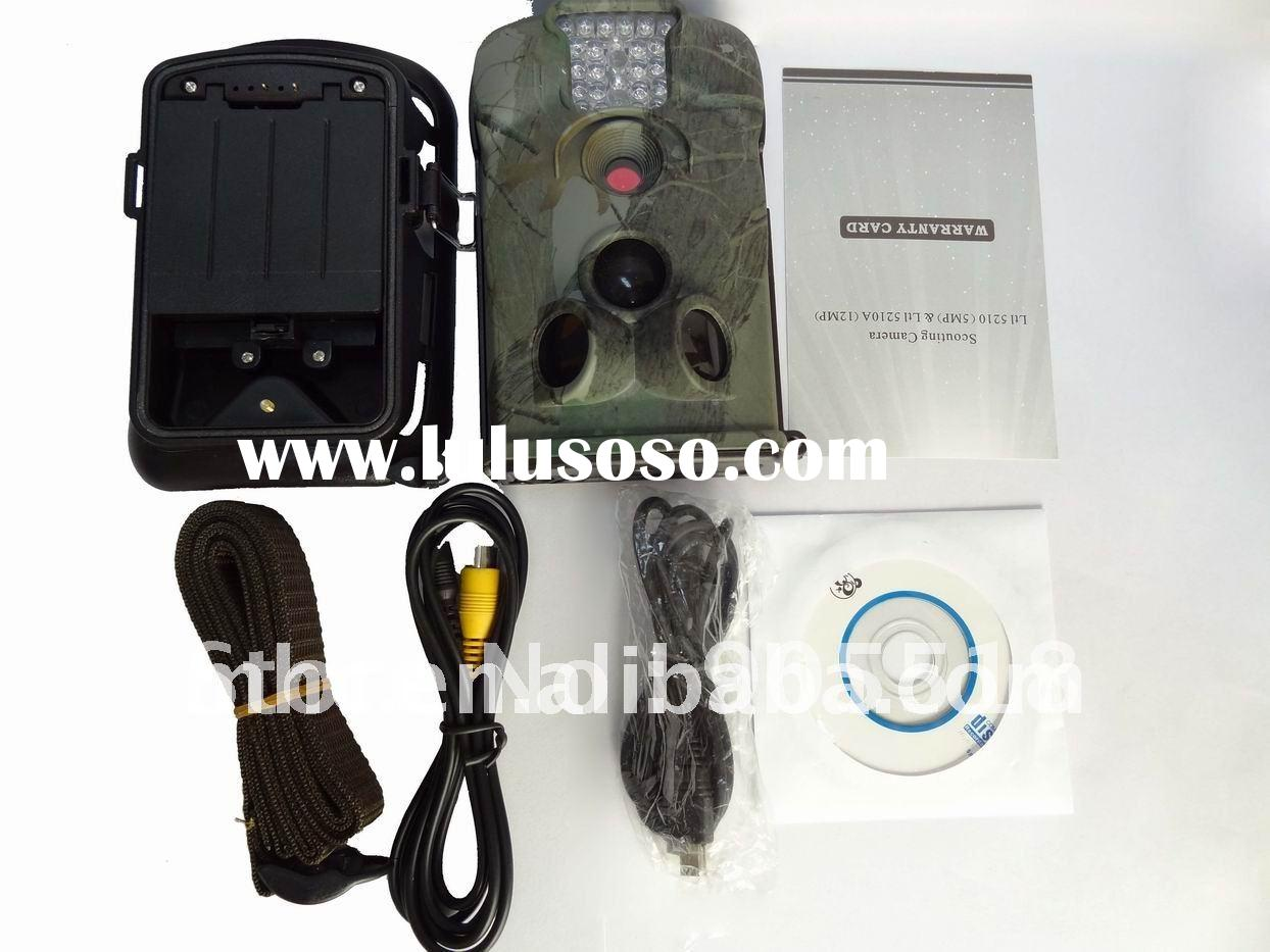 12MP Digital Hidden Hunting Camera with mms function and good night vision
