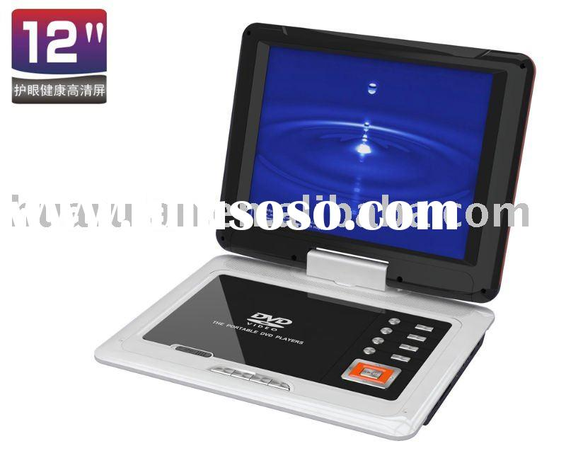12 inch cheap portable dvd player