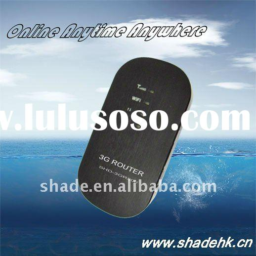 150M 3G WiFi Router support HSUPA Modem 7.2Mbps