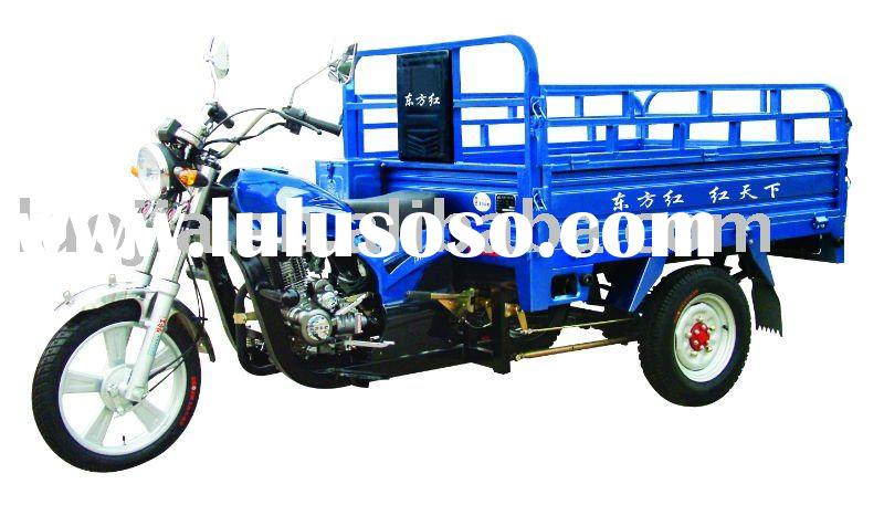 150cc 200cc Cargo Tricycle Three Wheel Motorcycle