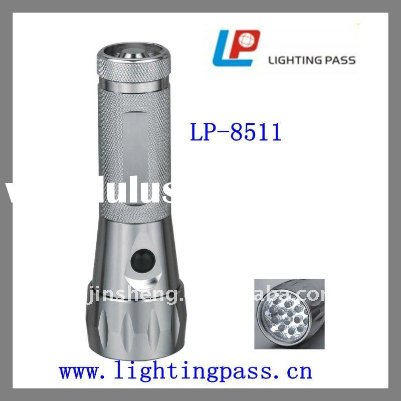 17LED high bright sell well aluminum Torch