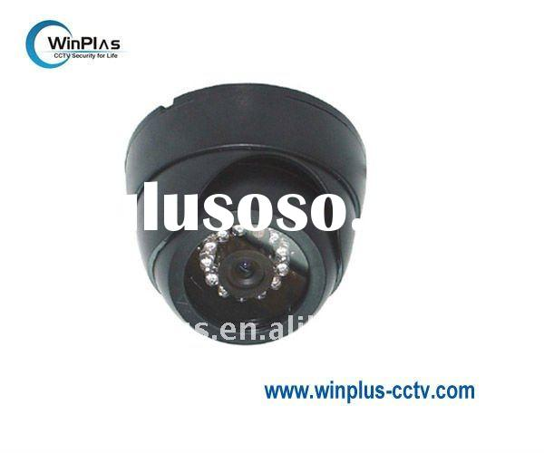"1/4"" Sony CCD 420 TVL Color Dome Camera with Night Vision"